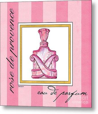 Eau De Parfum Metal Print by Debbie DeWitt