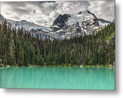 Metal Print featuring the photograph Emerald Reflection by Pierre Leclerc Photography