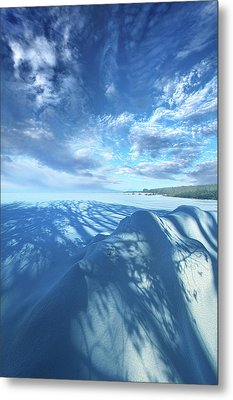 Metal Print featuring the photograph Far And Away by Phil Koch