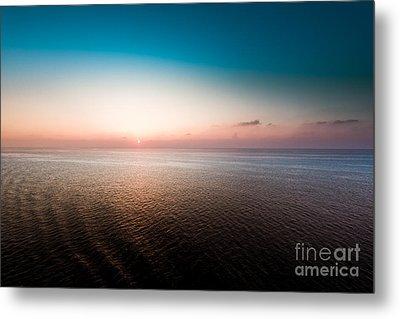 Florida Sunset Metal Print by Ryan Kelly