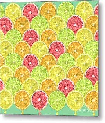 Fresh Fruit  Metal Print by Mark Ashkenazi
