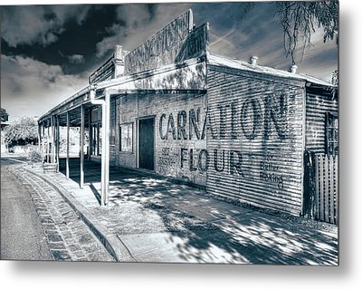 Metal Print featuring the photograph General Store by Wayne Sherriff