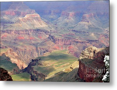 Grand Canyon 2 Metal Print by Debby Pueschel