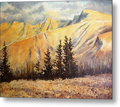 Great Basin National Park Nevada Metal Print by Kevin Heaney