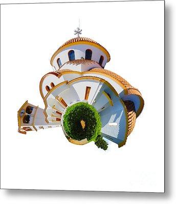 Greek Orthodox Church Metal Print