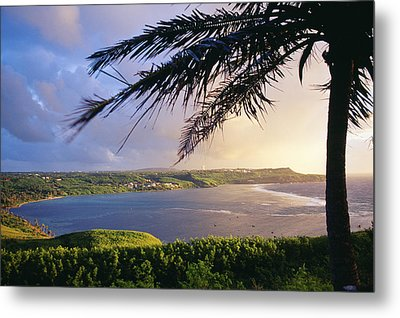 Guam, Pago Bay Metal Print by Greg Vaughn - Printscapes