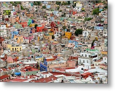 Guanajuato, Mexico. Metal Print