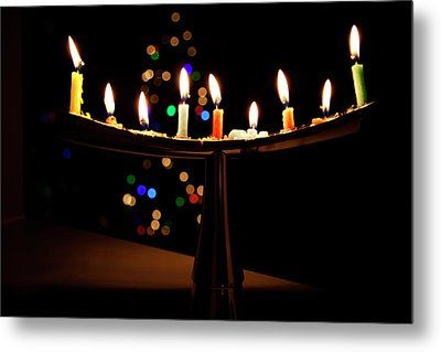 Metal Print featuring the photograph Happy Holidays by Susan Stone
