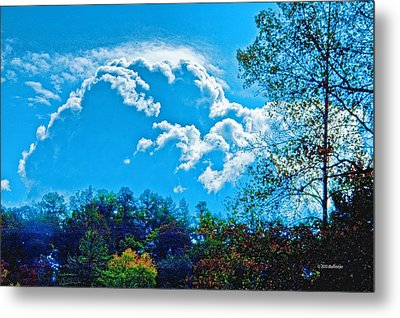 Heaven In Tennessee Metal Print