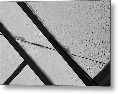 Metal Print featuring the photograph Ice Storm by Wanda Brandon