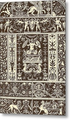Italian Renaissance Metal Print by Italian School