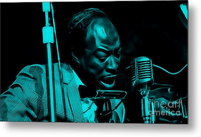 Jimmy Reed Collection Metal Print