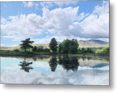 Kelly Hall Tarn - Lake District Metal Print by Joana Kruse