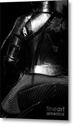Metal Print featuring the photograph Knights Of Old 15 by Bob Christopher