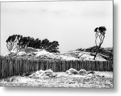 Kure Beach Metal Print by Jeff Holbrook