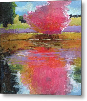 Late Bloomer Metal Print by Melody Cleary