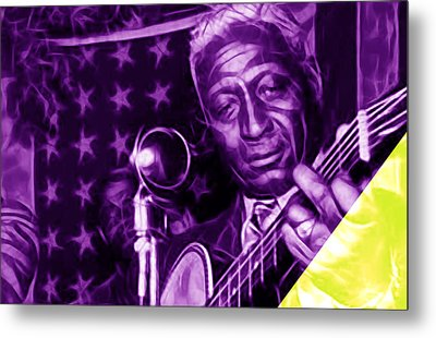 Leadbelly Collection Metal Print