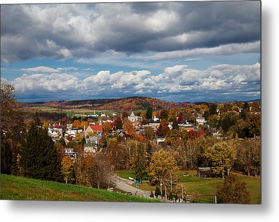 Metal Print featuring the photograph Ligonier Valley by April Reppucci
