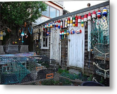 Lobster Shack Metal Print