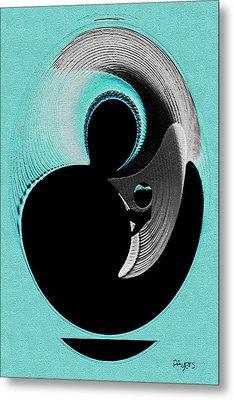 Love Is   Metal Print by Paula Ayers