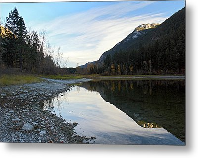Marble Canyon British Columbia Metal Print by Pierre Leclerc Photography