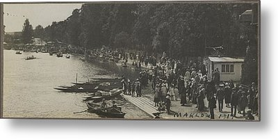 Marlow, 1919, By Herbert Green Metal Print