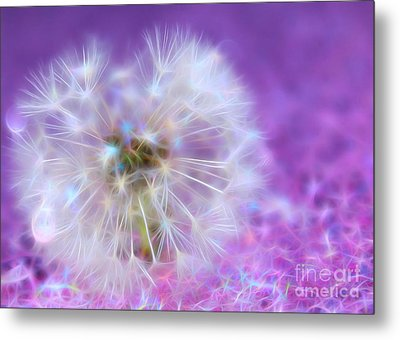 May Your Wish Come True Metal Print by Krissy Katsimbras