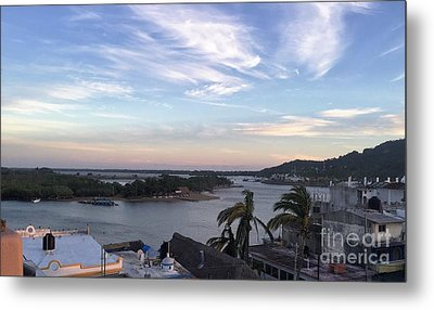 Metal Print featuring the photograph Mexico Memories by Victor K