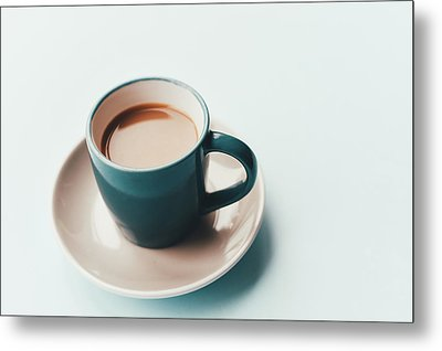 Morning Metal Print by Happy Home Artistry