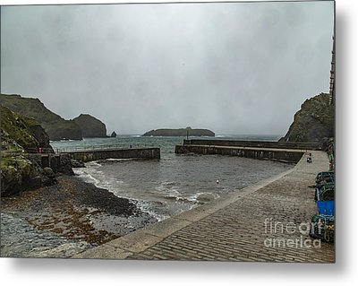 Mullion Cove Metal Print