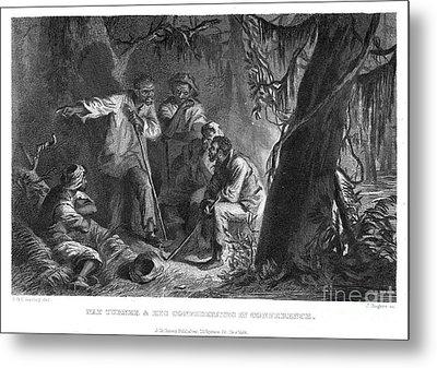 Nat Turner (1800-1831) Metal Print by Granger