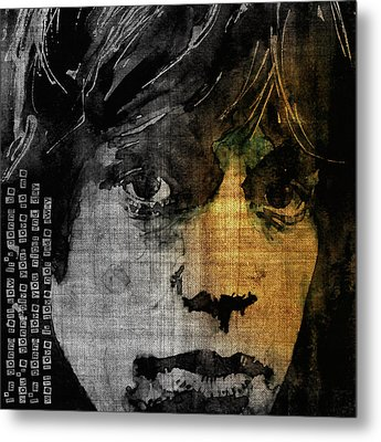 Not Fade Away  Metal Print by Paul Lovering