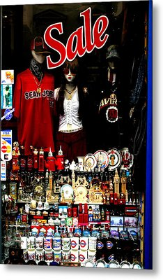 Not For Sale Metal Print by Jez C Self