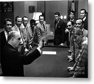 Ocean's 11 Promotional Photo. Metal Print by The Titanic Project