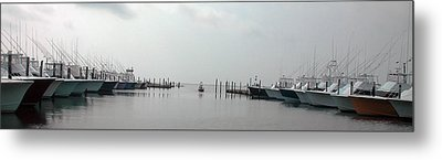 Oregon Inlet Metal Print by Kelvin Booker