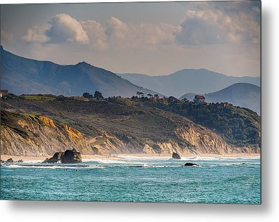 Pays Basque Metal Print