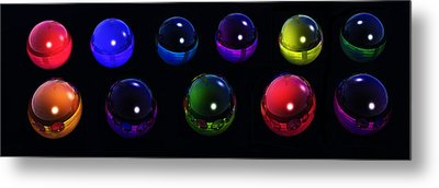 Phases Metal Print by Mark Blauhoefer