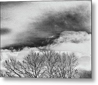 Metal Print featuring the photograph Prelude by Steven Huszar