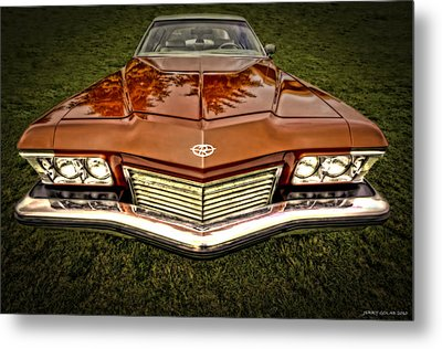 Riviera Metal Print by Jerry Golab