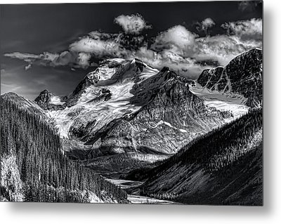 Rocky Mountain High Metal Print by Wayne Sherriff