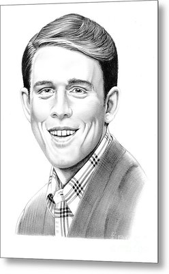 Ron Howard Metal Print