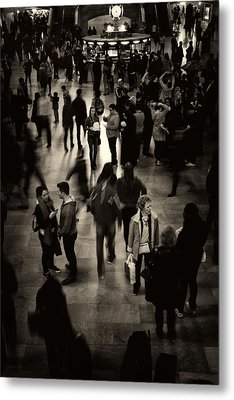 Rush Hour Metal Print by Jessica Jenney