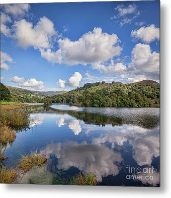 Rydal Water, English Lake District Metal Print by Colin and Linda McKie