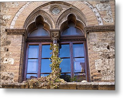 San Gimignano Metal Print by Andre Goncalves