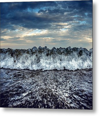 Sea Energy Metal Print