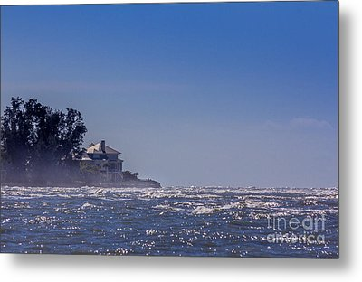 Sea Mist Metal Print by Marvin Spates