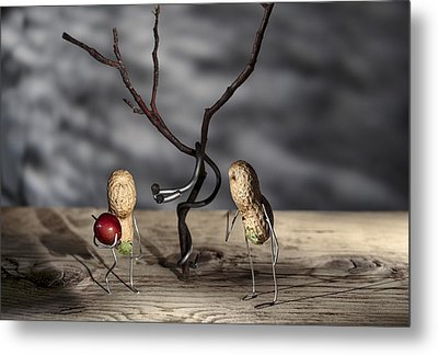 Simple Things - Paradise Metal Print by Nailia Schwarz