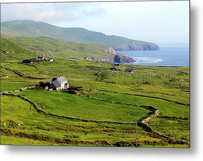 Skellig Ring - Ireland Metal Print by Joana Kruse