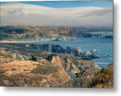 Metal Print featuring the photograph Sonoma Coast by Kim Wilson