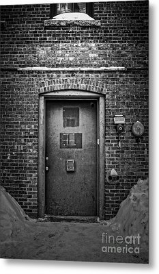 Speakeasy Metal Print by Edward Fielding